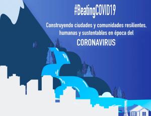 #BeatingCOVID19