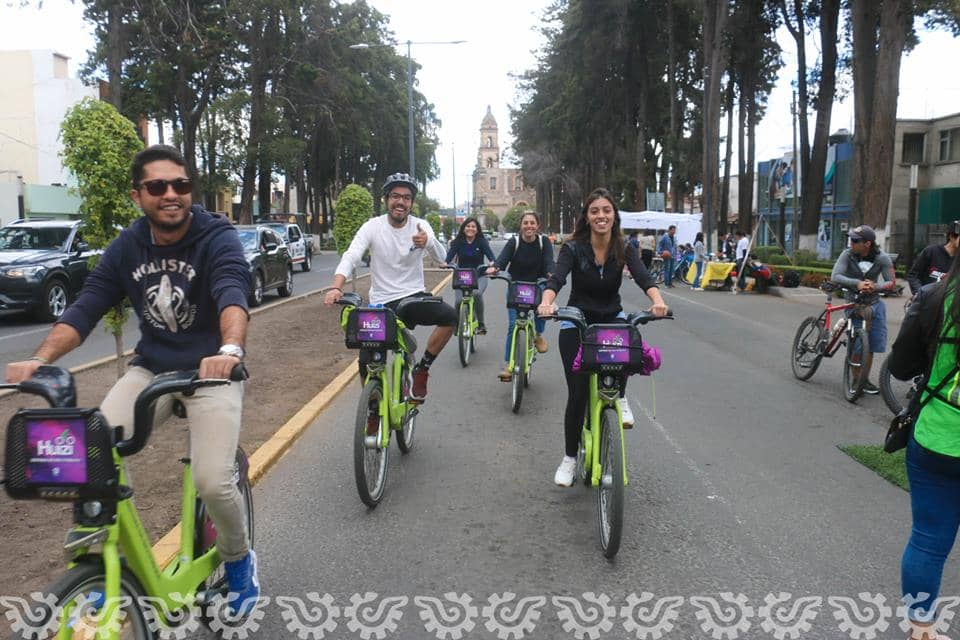 Sistema Público de Bicicleta Huizi