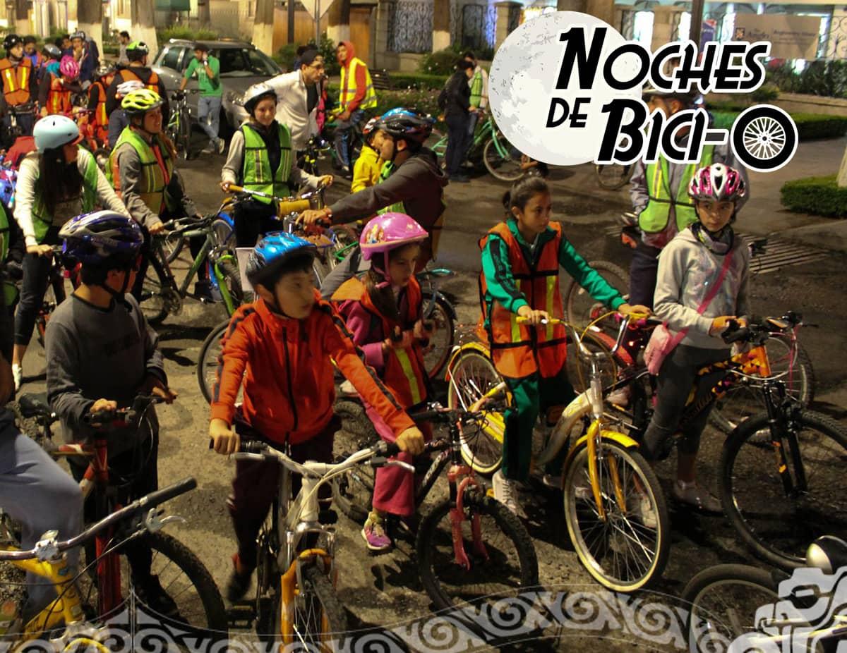 noches de bici en toluca