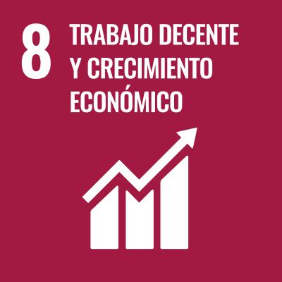 ods 8 crecimiento económico